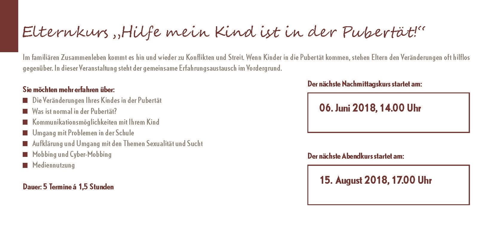 Elternkurs Chemnitz